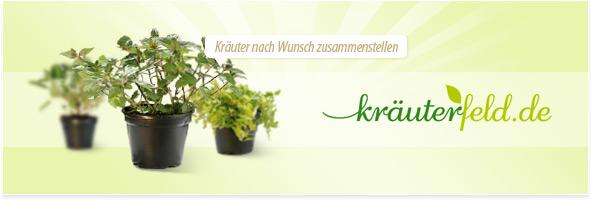 Kräuterfeld