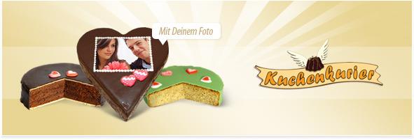 Fotokuchen von Kuchenkurier