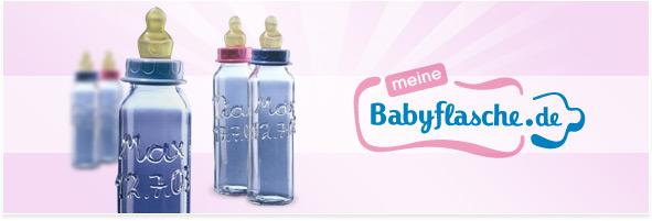 Meine Babyflasche