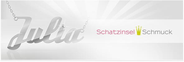 Schatzinsel-Schmuck