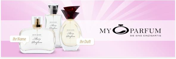 Parfüm designen