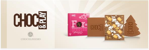 Schokolade selber kreieren