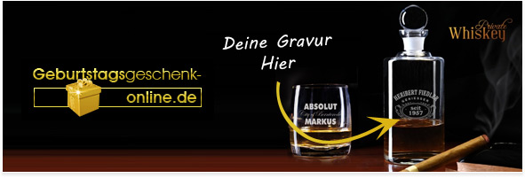 whiskey gl ser und karaffen mit gravur gestalten your. Black Bedroom Furniture Sets. Home Design Ideas