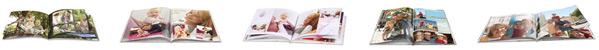 Format auswählen und Fotobuch gestalten