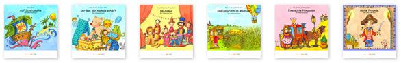 Kinderbücher von PersonalNOVEL