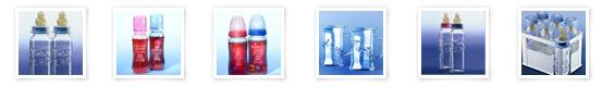 Die Flaschen von Meine-Babyflasche