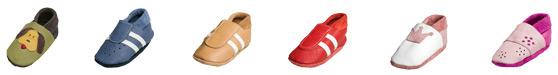 Gestalten Sie eigene Babyschuhe mit MyKidsShoe