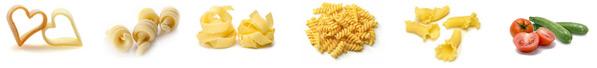 Der Nudel-Mix von Pastarie