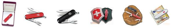 Schweizer Taschenmesser mit Namen