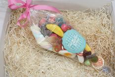Tüte voller Süßigkeiten